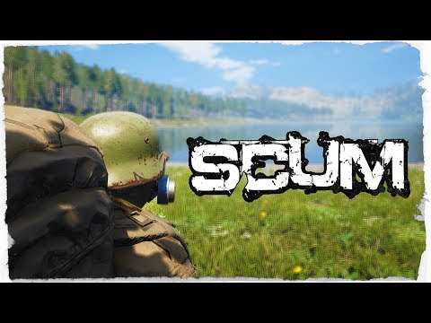 SCUM - Base Building + Hunting Bitches #17