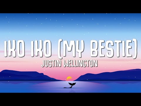 """Justin Wellington - Iko Iko (Lyrics) """"My besty and your besty sit down by the fire"""""""