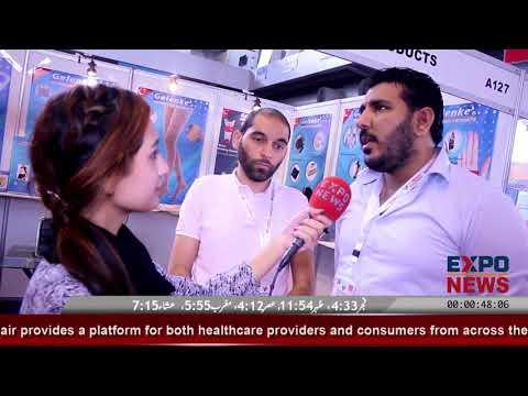 GELENKE ORTHOPEDIC Products at PAKMEDICA Fair Lahore Pakistan