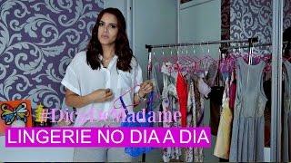 #DicadeMadame - Como Usar lingerie no dia a dia
