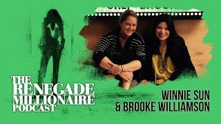 Renegade Millionaire Show feat. Brooke Williamson (Podcast)