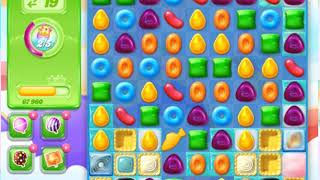 Candy Crush Jelly Saga Level 1454 *** NO BOOSTERS