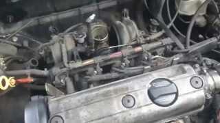 VW Golf 3 Drosselklappe Reinigen