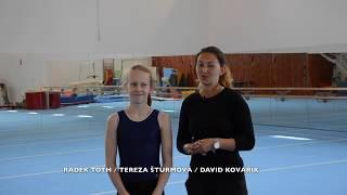 Gymnastická rozcvička a cvičení pro hokejové brankáře a hráče