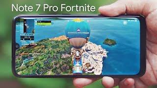 Fortnite Redmi Note 7 Pro Gameplay & Update | MIUI 10.2.10.0