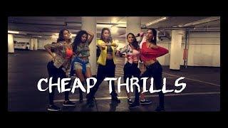 Cheap Thrills - Sia ft. Sean Paul