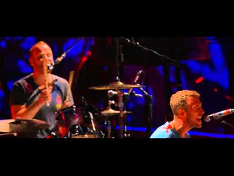 Coldplay - The Scientist (Live at Stade de France, Saint Denis, France, 2012)