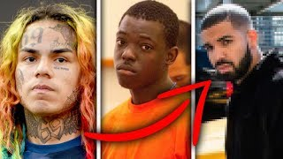 7 Rappers Facing LIFE Behind Bars... (6ix9ine, Tay-K, Bobby Shmurda & MORE!)