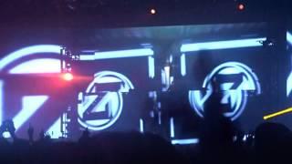 zedd addicted to a memory live 20160110 japan