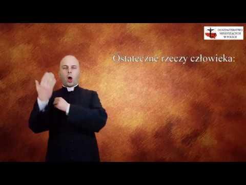 Modlitwy migane - Ostateczne rzeczy człowieka
