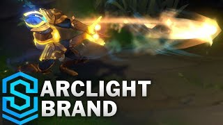 Arclight Brand Skin Spotlight - Pre-Release - League of Legends