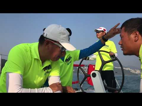 2017CCIR Simpson Marine Hong Kong to Shenzhen Passage Race