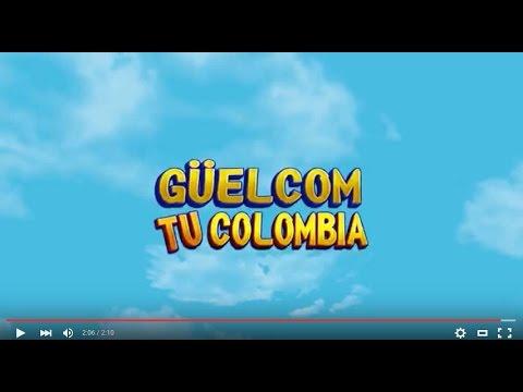 Güelcom tu Colombia - Tráiler Oficial - 24 de Septiembre 2015 [HD]