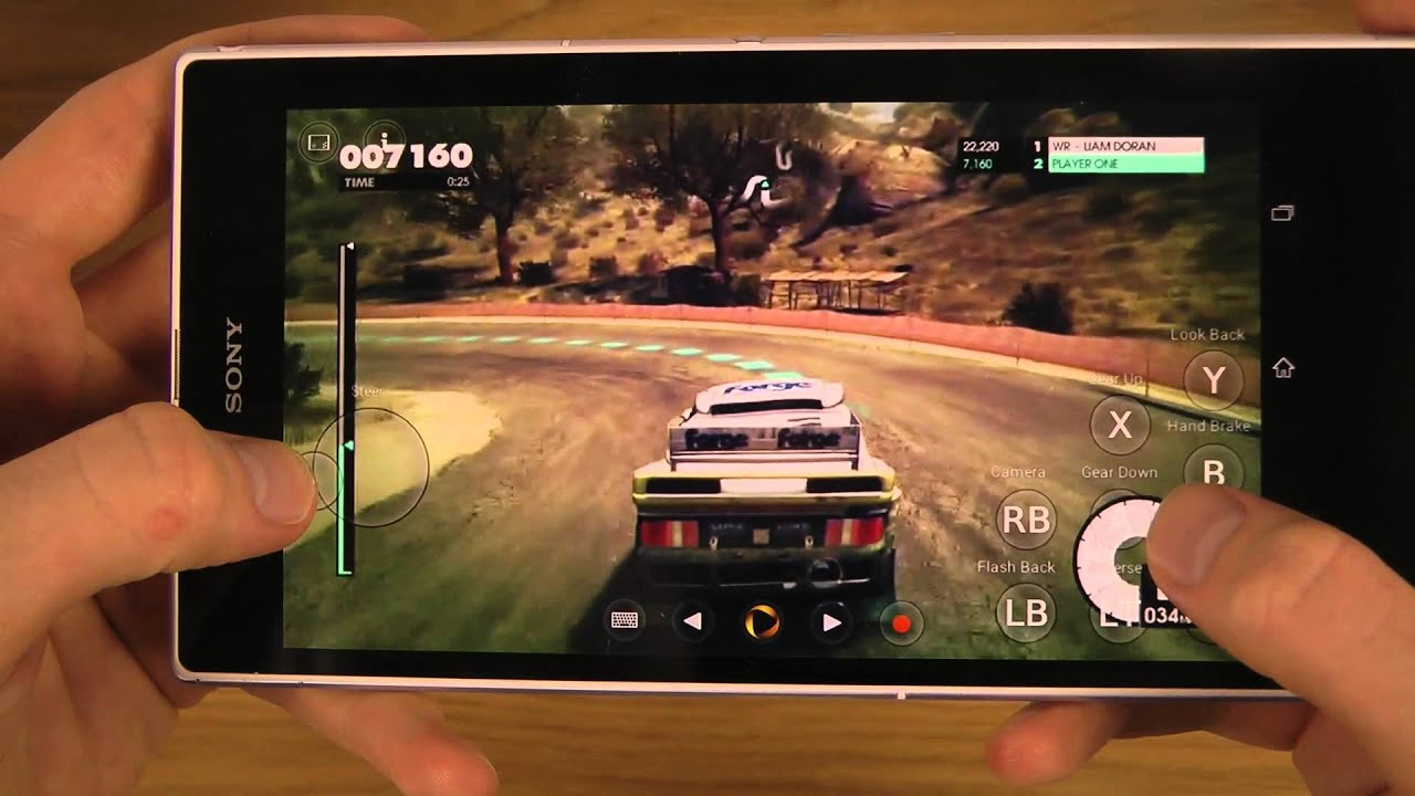 Dirt 3 sony xperia z ultra hd gameplay trailer youtube dirt 3 sony xperia z ultra hd gameplay trailer ccuart Choice Image