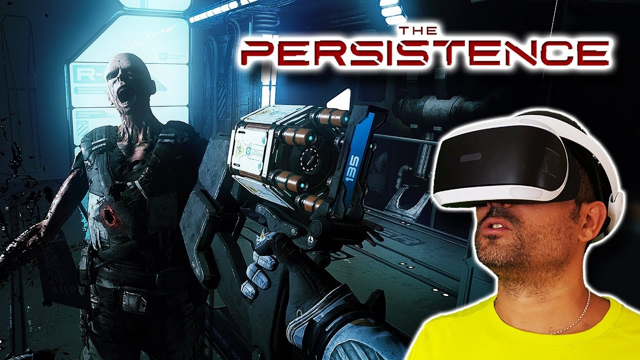 Juego De Disparos Y Mazmorras The Persistence Psvr Ps4 Pro