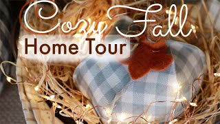 You're Invited! A Cozy Fall Home Tour 2021🍁☕️🍂