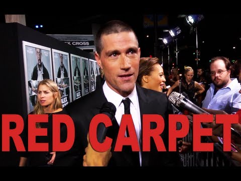 Alex Cross Red Carpet Premiere