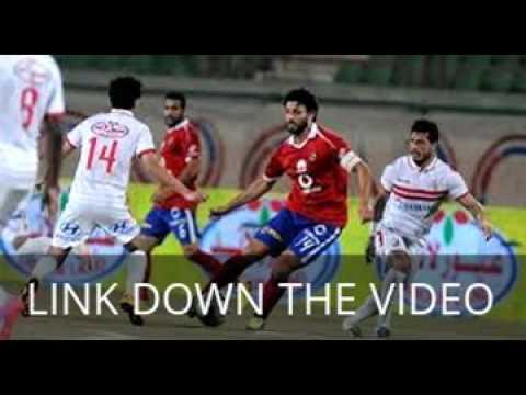 Al Ahli Vs Zamalek broadcast live on Egyptian Super Cup 10/02/2017