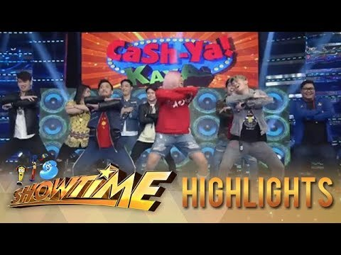 It's Showtime Cash-Ya: The best performance ever of Team Boys