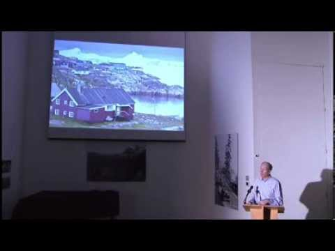 Cool Talks: Getting to the Bottom of the Greenland Ice Sheet with Ian Joughin, glaciologist