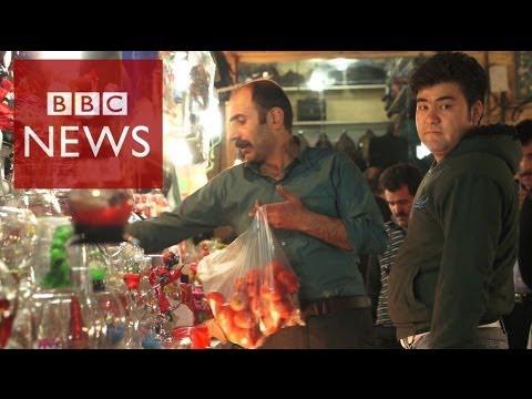 Inside Iran: Will Nowruz bring better fortunes? BBC News