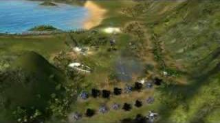 Supreme Commander: Forged Alliance trailer