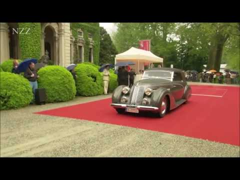 Lancia Astura Cabriolet Boneschi 1938