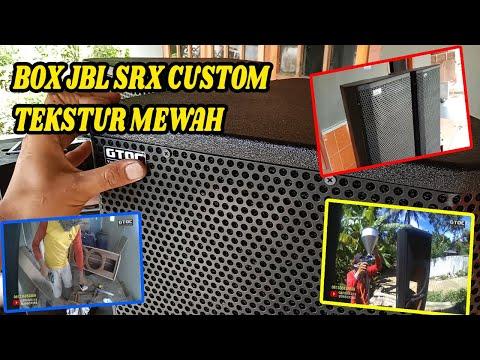 BOX JBL SRX