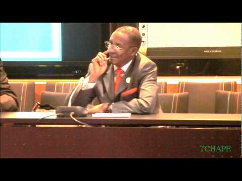 Palabre Africaine Rencontre avec la fondation QATAR UNCTAD Xlll DOHA