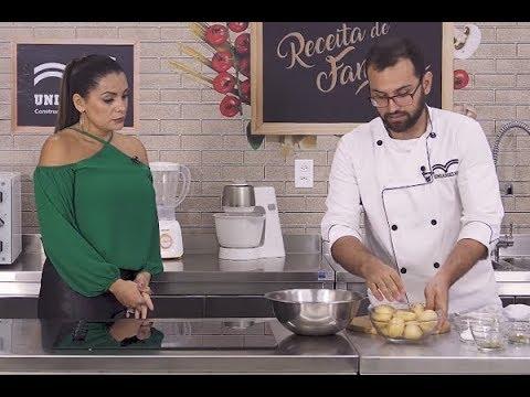 João Fortunato prepara hambúrguer de costela | Receita de Família EP 3