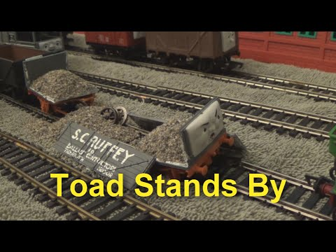 Toad Stands By