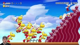 Super Mario Maker: 100 жизней Марио —ещё одна попытка