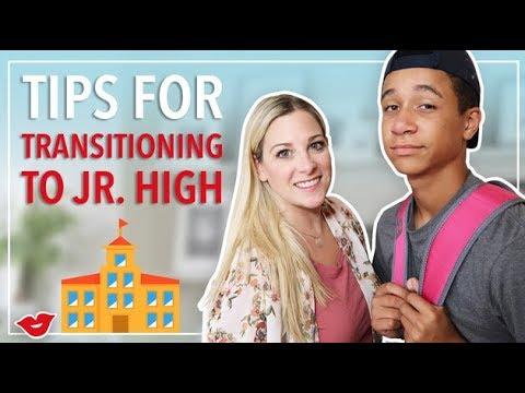 Junior high dating tips
