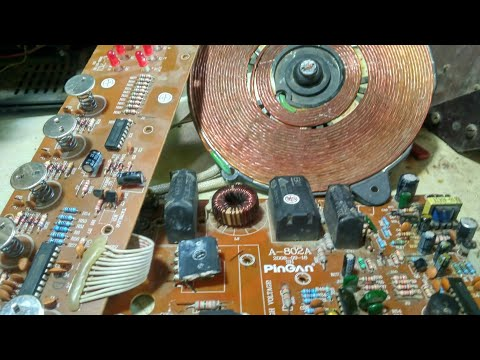 Induction cooker repair with basic diagram prestige bajaj e3 e7 e9