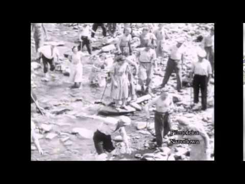 Ośrodek wypoczynkowy dla robotników OZN - lato 1939