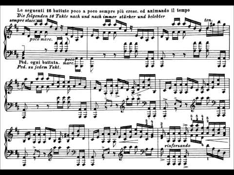 Bach-Busoni: Chaconne in D Minor (Kissin)