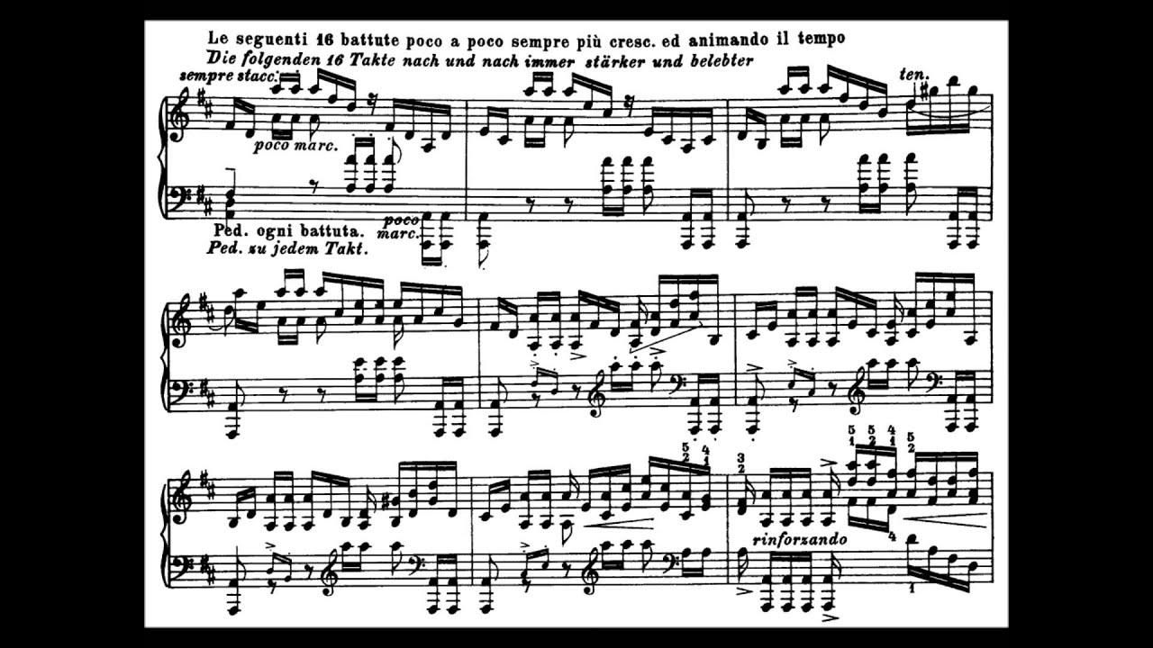 Bach-Busoni: Chaconne in D Minor (Kissin)