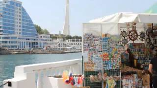 Summer in Sevastopol Ukraine