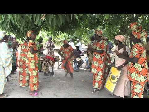 #3 Dianki, Casamance, Senegal - Danses traditionnelles