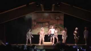 MUSICAL FLINTSTONES SCENA INIZALE [CLP)