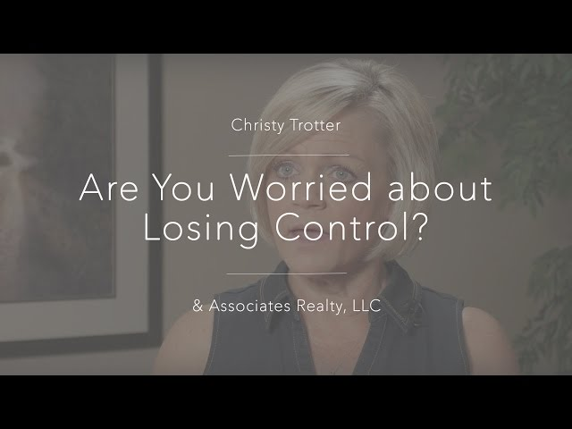 Are You Worried about Losing Control?