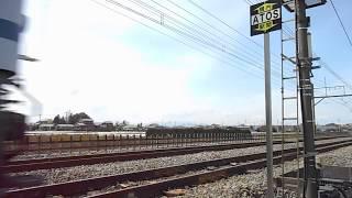 【高崎線】謎の単行列車 上り