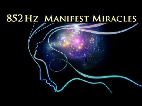 ???? 852 Hz miracles manifestes | Richesse et Abondance | Augmentez vos vibrations | Simplement...