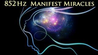 🎧 852 Hz Manifest Miracles   Wealth and Abundance   Raise...