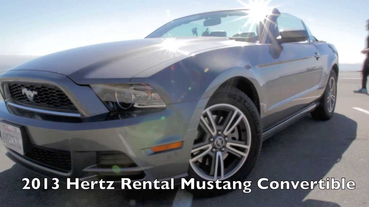 Ford Mustang Rental