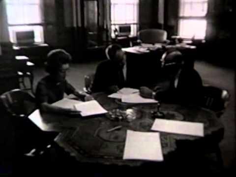 1967 William Avery Governor of Kansas video footage