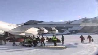 PolarExplorers South Pole Ski Expedition Movie