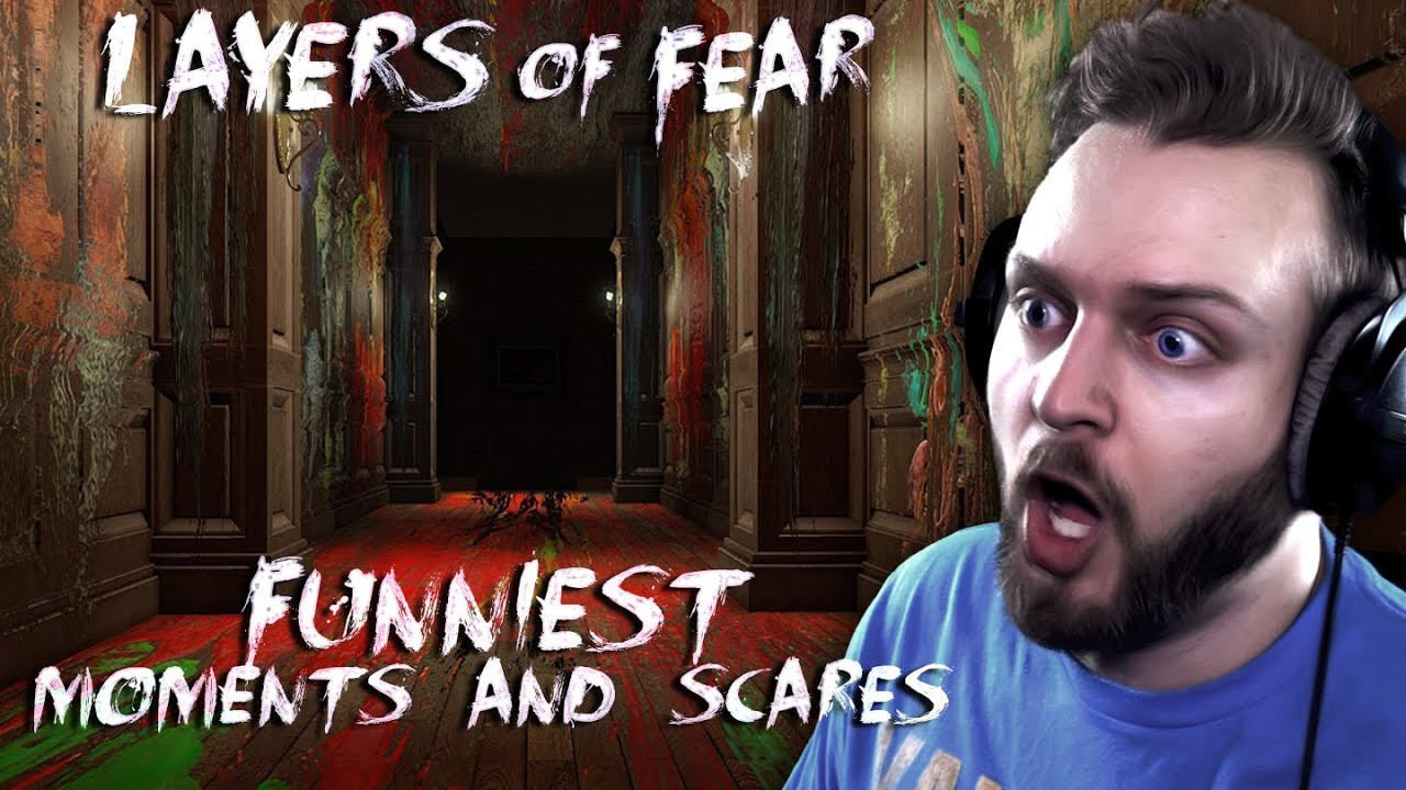 Layers of Fear - SCARIEST JUMP SCARES & FUNNIEST MOMENTS - ► Welcome to this montage of the entire playthrough of LAYERS OF FEAR!