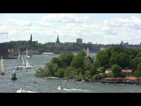 Visit to Stockholm  HD