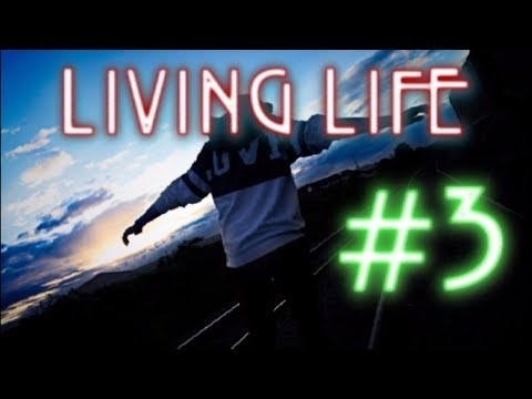 ABANDONED TRAIN & PARKOUR TRAINING | Living Life #3